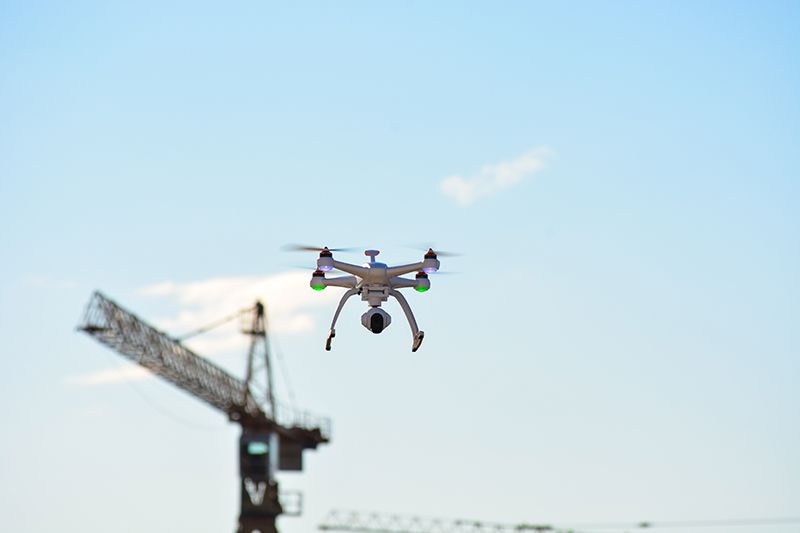 What Can a Drone Do to Help Construction Projects?