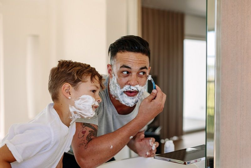 How To Give Yourself a Classic Shave Like Grandpa Did