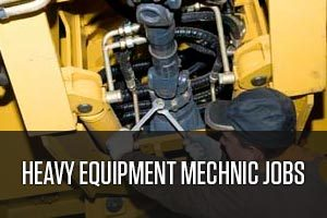 Heavy equipment mechanic jobs