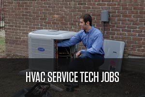 HVAC Service tech jobs
