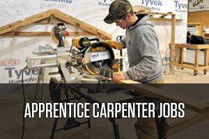 Apprentice carpenter jobs