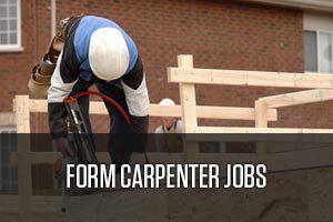 A form carpenter