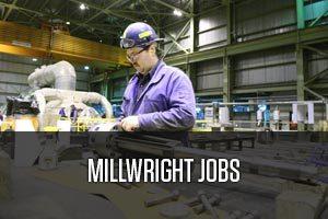A millwright