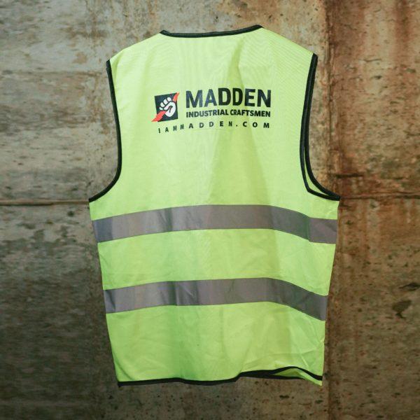 Vest of safety