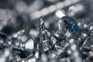 Silver-Screws-Macro-Close-Up.-Background-Pattern.-cm